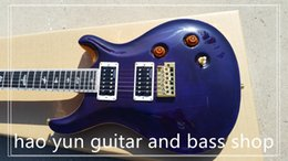 24 fret guitars Australia - free shipping electric guitar ebony fingerboard solid wood top 24 fret fingerboard you can custom made all kind of gutiar