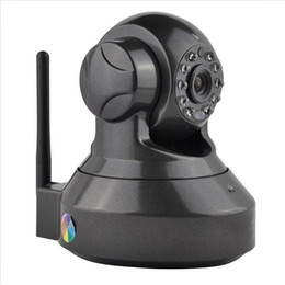 camera security wireless Canada - Home Security Wireless Mini IP Camera Surveillance Camera Wifi 720P Night Vision CCTV Camera Baby Monitor