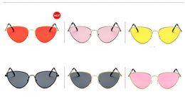 $enCountryForm.capitalKeyWord Canada - Quick sells the new fashion trendy bright color goggles sunglasses men and women double beam fashion retro box sunglasses