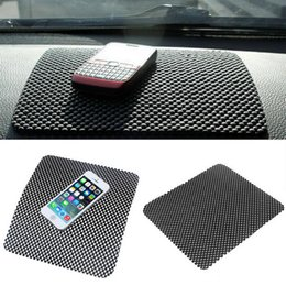 Car gadget gps online shopping - Car Dashboard Sticky Pad Mat Anti Non Slip Gadget Mobile Phone GPS Holder Interior Items Accessories hot sale