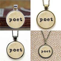 Chinese  10pcs Poet Typewriter & Old Paper Necklace keyring bookmark cufflink earring bracelet manufacturers