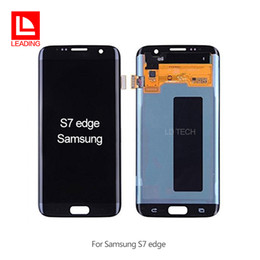 Chinese  Original Repair Replacement for LCD display Digitizer Touch Screen Assembly For Samsung Galaxy S7 Edge G935A G935V G935P G935T G935F manufacturers