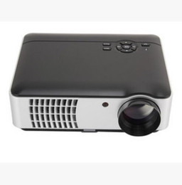 Chinese  Home Theater HD LED Prpjector RD-806 2800Lumens Support 1080P with HDMI USB VGA AV TV YPBPR input manufacturers