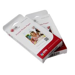 ¡Caliente! Interesantes juguetes divertidos para adultos 3 paquetes / lotes L-G Zink Pocket Photo Paper Papel de impresora inteligente para LG PD233 PD239 PD251 PD269 en venta