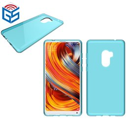 New Mi Phone Canada - Hot Popular New Full Clear Transparent Phone Cover Case For Xiaomi Mi Mix 2   Mix Evo   Mix2