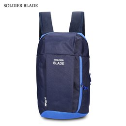 Discount weight bike SOLDIER BLADE Bike Bag Cycling Backpack Sports Water Resistant Duffel Bags Breathable Bicycle Shoulder Bag Light Weight