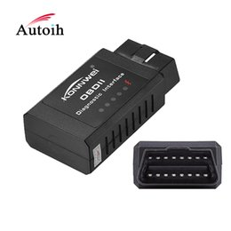 Vag code scanner online shopping - Portable Konnwei KW910 Bluetooth OBD2 Car Auto Scanner Adapter Scan Tool Error Diagnostic Tester Live Data Scan Tool Device