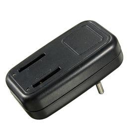 $enCountryForm.capitalKeyWord UK - Wholesale- EU Plug Li-ion LIR2032 LIR2025 ML2032 ML2025 CR2032 Coin Button Cell Battery Adapter Charger Fast Charging Chargers