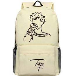 $enCountryForm.capitalKeyWord Canada - Troye Sivan backpack New hot star daypack Young Singer schoolbag Music rucksack Sport school bag Outdoor day pack