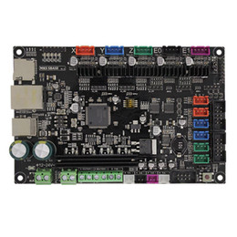 $enCountryForm.capitalKeyWord UK - Freeshipping 3D printer Smoothieware controller board BASE V1.3 opensource 32bit Smoothieboard Arm support Ethernet preinstalled heatsink
