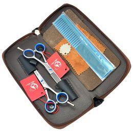 $enCountryForm.capitalKeyWord UK - 5.0Inch 2017 Meisha High Quality JP440C Hair Cutting Scissors Thinning Shears Hairdressing Scissors Set Professional Barber Tools,HA0146