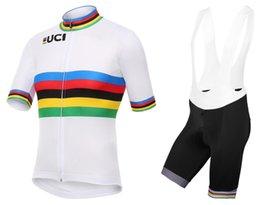 maillot bib 2019 - Men Cycling Jersey Maillot Ciclismo Short Sleeve and Cycling bib Shorts Cycling Strap sets bike wear bicycle clothing Ro