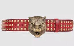 $enCountryForm.capitalKeyWord UK - 2018 Hot fashion big buckle belts for men genuine leather brand luxury belt designer belts Men high quality belt with box