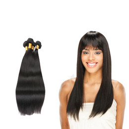 Wholesale hair weave stores online wholesale hair weave stores hair wefts brazilian straight hair weave xuchang store 7a brazilian virgiin hair straight 3 bundles wet and wavy thick pmusecretfo Images