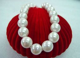 South Sea white Shell pearl online shopping - new Noble fine jewelry gem gt gt BIG mm AAA south sea white shell pearl necklace quot