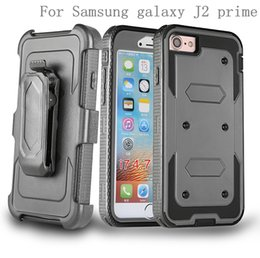 Cover for samsung Core prime online shopping - For Samsung galaxy J2 prime grand prime S7 s6 edge Core prime G360 Hybrid Armor phone Case Holster Combo Shockproof cover Belt clip