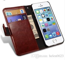 $enCountryForm.capitalKeyWord Canada - Wallet Leather Case for Apple iPhone 6 6s 7 7S Plus Luxury Flip Coque Phone Bag Cover For iPhone 8 8Plus X XS XR Max 6.1 6.5 Mixed Models