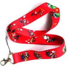 $enCountryForm.capitalKeyWord UK - Hot sale wholesale 10pcs cartoon Animation image phone lanyard fashion keys rope neck rope card rope free shipping 424