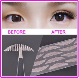$enCountryForm.capitalKeyWord Canada - Wholesale-New World's Most Invisible Double Eyelid Tape Breathable Lace double eyelid sticker Shaper 24PCS ( 1 Sheet )