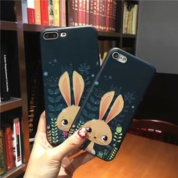 $enCountryForm.capitalKeyWord NZ - 3D Relief Cute fox Cartoon Soft Case For iPhone 8 7 6 6S Plus Phone Silicone Animal Cover Back For iPhone 6 7 6S oppo r9 plus r9s plus Capa