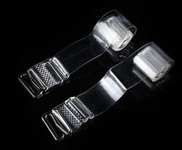 $enCountryForm.capitalKeyWord NZ - 2000pairs Clear Bra Strap 1.5 cm wide Transparent Invisible bra straps extender