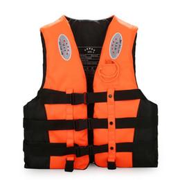 $enCountryForm.capitalKeyWord UK - Professional Life Jacket Swimwear Polyester Life Vest life jacket for Water Sports Swimming Drifting Surfing free shipping