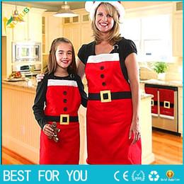 $enCountryForm.capitalKeyWord Australia - New hot sale Christmas decorations, Christmas Day Christmas supplies apron family Christmas party activities