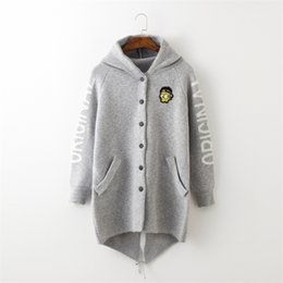 Warm Long Wool Hooded Cardigans NZ | Buy New Warm Long Wool Hooded ...