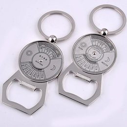 $enCountryForm.capitalKeyWord NZ - Keychain English calendar Bottle Opener keychain pendant