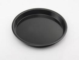 Wholesale Pizza Pans NZ - 5pcs lot, 9 Inch Non Stick Baking Mould round Pizza Pan or Oven Dish Pie Pan