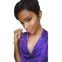 $enCountryForm.capitalKeyWord UK - Natural Black Human None Lace Guleless Wig Celebrity Cheap Pixie Cut Brazilian Human Hair Very Short Wig