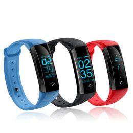 China Teamyo M2S Sport Smartband LED Blood Pressure Watch Blood Oxygen Heart Rate Monitor Smart Bracelet Weather Riding Running PK xiaomi mi band suppliers