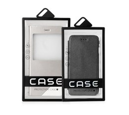 Price mobile Phone case online shopping - Good Price Universal Custom Logo Retail PVC Packaging Box With Plastic Hanger For Mobile phone Case iPhone plus Package Box