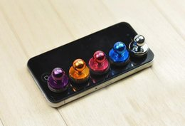 $enCountryForm.capitalKeyWord NZ - Hot Sale Joystick Joypad Arcade Game Stick for Android Touch phone Aluminum Alloy Mobile Phone Gaming controller For iPad For iphone