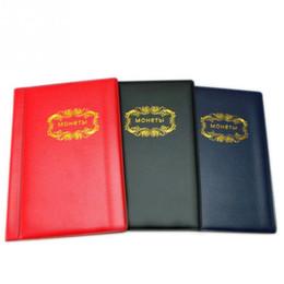 88a14246b1 All'ingrosso-portatile in PVC materiale 120 monete collezione album soldi  monete casi raccolta penny libro titolare