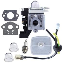 echo tools 2019 - Carburetor with Repower Maintenance Kit for ECHO GT225 GT225i GT225L PAS225 PE225 PPF225 SHC225 SRM225 SRM225U Trimmer