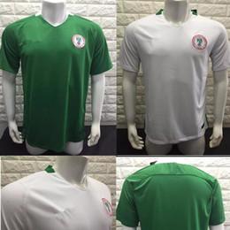 3b86b6b5220 ... Away World Cup 2017 Nigeria National Team Jersey 16 17 World Cup  Qualification Nigeria Soccer Jerseys .