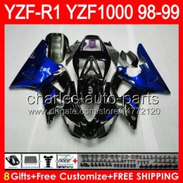 Discount 1998 Yzf Blue Fairings R1 | 1998 Yzf Blue Fairings