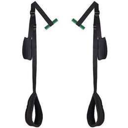 $enCountryForm.capitalKeyWord UK - Sling Rope Sex Swing Straps Adult Door Hanging Sexual Taste for SM Party Game #R498