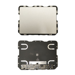 "retina macbook Australia - 100% Tested Genuine Touchpad with without cable For Macbook Pro Retina 13"" A1502 2015 Trackpad with without Cable 810-00149-04 821-00184-A"