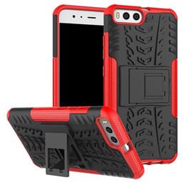 $enCountryForm.capitalKeyWord Canada - New (5.15 inch) For Xiaomi Mi 6 Phone Case 2in1 Dual Layer Kickstand Heavy Duty Armor Shockproof Hybrid Silicone Back Case