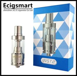 $enCountryForm.capitalKeyWord Canada - Wholesale- I-just 2 Atomizer 5.5ml TC Tank with 0.3ohm EC Coil Head E cigarette vaporizer