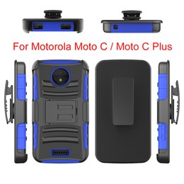 $enCountryForm.capitalKeyWord Canada - NEW Super Combo Black Upper and lower lid with 360-degree Rotating Clip Shockproof and Waterproof For Motorola C plus