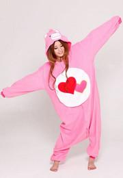 $enCountryForm.capitalKeyWord Canada - Winter Adult Unisex Sleep Coat Pajama Sets Fleece Full Length Cosplay Costumes Pyjama Sets Love Hot Bear Pajamas Oneises