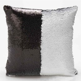 online shopping ouneed happy sale diy two tone glitter sequins throw pillows decorative cushion case sofa
