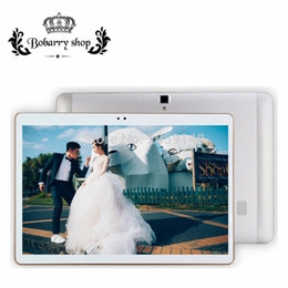 Gps For Tablet Pc NZ - Wholesale- 10.1 inch S106 tablets octa core 4G LET phone call tablet Android 6.0 4GB 64GB tablet pc,best gift for your love Tablet pcs