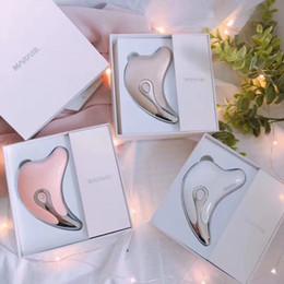 Aparato eléctrico de la belleza del dispositivo eléctrico de señora Microcurrent Scraping de la moda de Marasil en venta