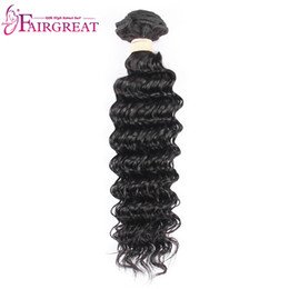 online shopping Factory Direct Outlet Price Piece Sample Brazilian Deep Wave Human Hair Extension NO Tangle NO Shedding