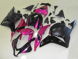 $enCountryForm.capitalKeyWord NZ - 3 free gifts For Honda CBR600RR F5 09 12 CBR600RR 2009 2010 2011 2012 Injection ABS Motorcycle Fairing Kit Pink black A31S