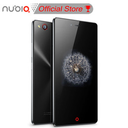 mobile camera tv wireless UK - Original Nubia Z9 mini Mobile Phone Snapdragon 615 MSM8939 Octa Core 5.0 inch FHD 2GB RAM 16GB ROM 16.0MP 4G FDD LTE OTG Android Smart Phone